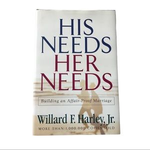 His Needs Her Needs Book By Harley Jr